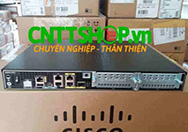 ISR4321/K9 Router Cisco 2GE 2NIM 4G FLASH 4G DRAM IPB