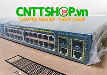 WS-C2960+24LC-L Cisco 2960 Plus 24 Ports FE (8 PoE) 2 T/SFP LAN Base