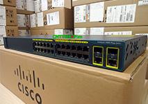 Switch Cisco WS-C2960+24TC-L 24 ports 10/100 + 2 T/SFP LAN Base