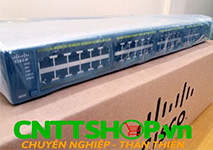 WS-C2960+48PST-L Cisco Catalyst 2960 Plus 48 10/100 PoE, 2 Combo Uplink Lan Base