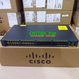 WS-C2960+48TC-L Cisco Catalyst 2960 Plus 48 Ports 10/100, 2 T/SFP LAN Base