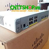 WS-C2960CX-8TC-L Cisco Catalyst 2960C 8 Port GE, 2 Combo Uplink, Lan Base