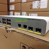 Switch Cisco WS-C2960CX-8PC-L 8 Ports GE PoE+, 2x1G SFP, 2X1G RJ45