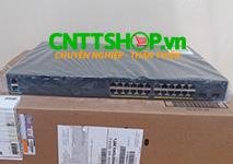 WS-C2960X-24TD-L Cisco Catalyst 2960X Stackable 24 Ports GE, 2 SFP+, LAN Base