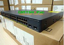 WS-C2960X-48TD-L Cisco Catalyst 2960X Stackable 48 Ports GE, 2 SFP+, LAN Base