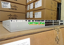 C9200L-24P-4G-A Switch Cisco Catalyst 9200L 24 Port PoE+ 370W, 4x1G uplink, Network Advantage