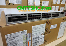 C9300-48T-E Switch Cisco Catalyst 9300 48 Ports Network Essentials
