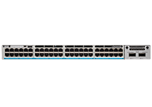 C9300-48UB-A Cisco Catalyst 9300 Series Switch 48-port 1G UPOE, Network Advantage