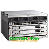 Switch Cisco C9404R Catalyst 9400 Series 4 slot chassis