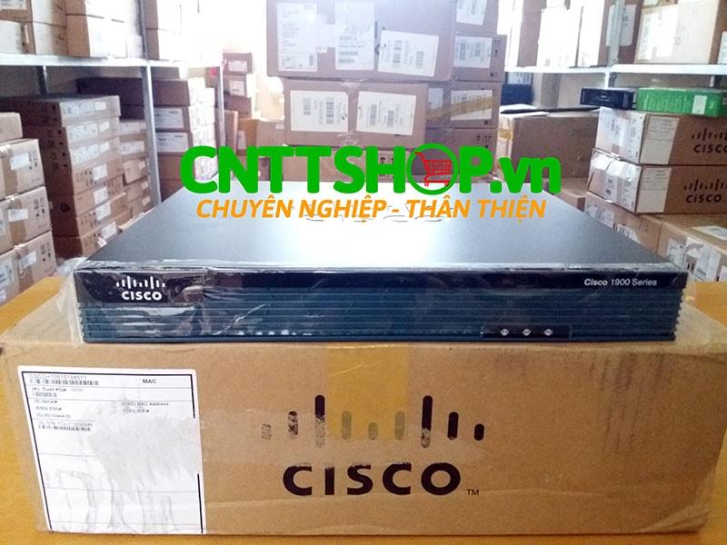 CISCO1921-SEC/K9 Cisco 1921 Integrated Services Router | Image 1