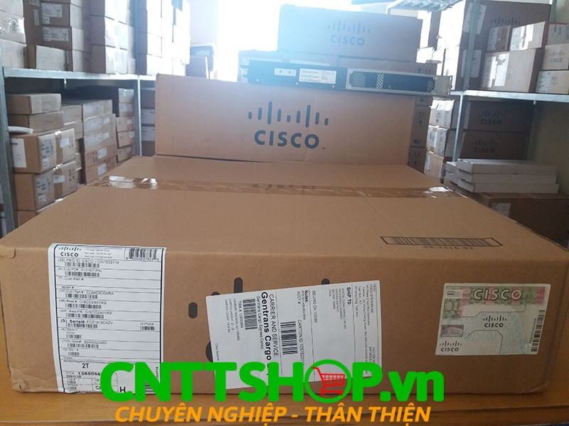 CISCO2901/K9 Cisco 2901 Integrated Services Router | Image 4