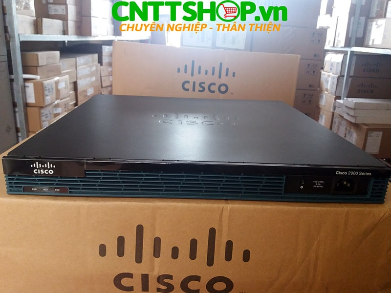 CISCO2901/K9 Cisco 2901 Integrated Services Router | Image 1