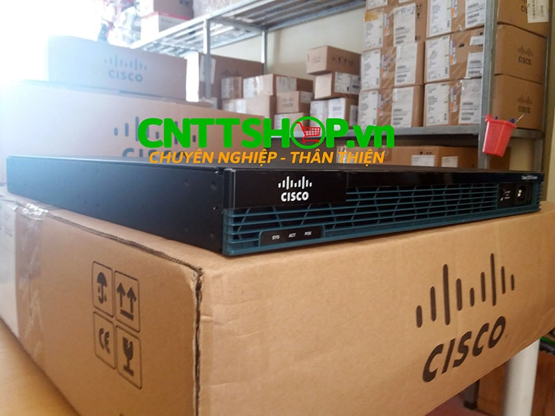 CISCO2901/K9 Cisco 2901 Integrated Services Router | Image 5