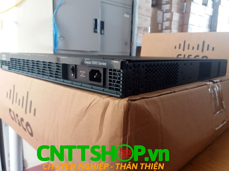 CISCO2901/K9 Cisco 2901 Integrated Services Router | Image 6
