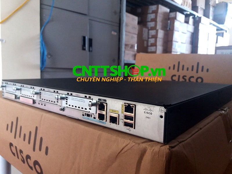 CISCO2901/K9 Cisco 2901 Integrated Services Router | Image 7