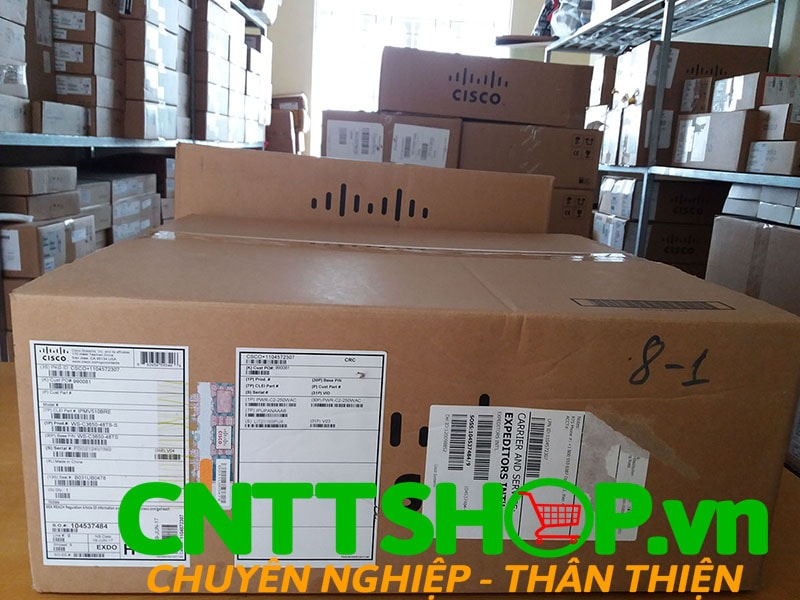 Switch Cisco WS-C3650-48TS-S Catalyst 3650 48 ports 1G 4x1G Uplink IP Base | Image 2
