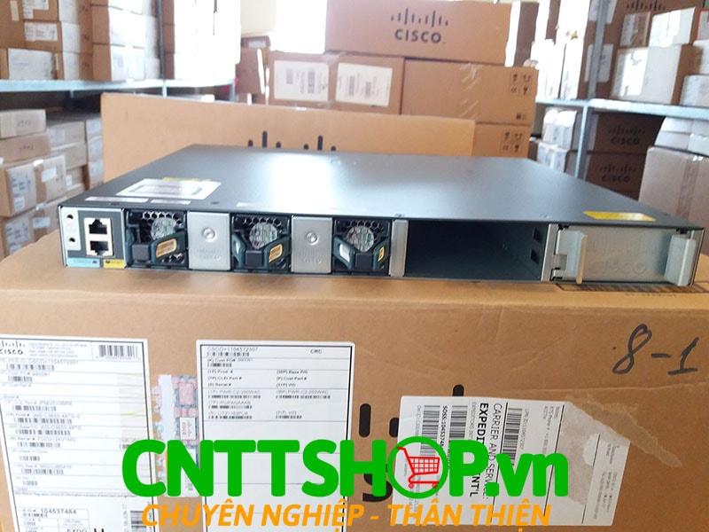 Switch Cisco WS-C3650-48TS-S Catalyst 3650 48 ports 1G 4x1G Uplink IP Base | Image 3