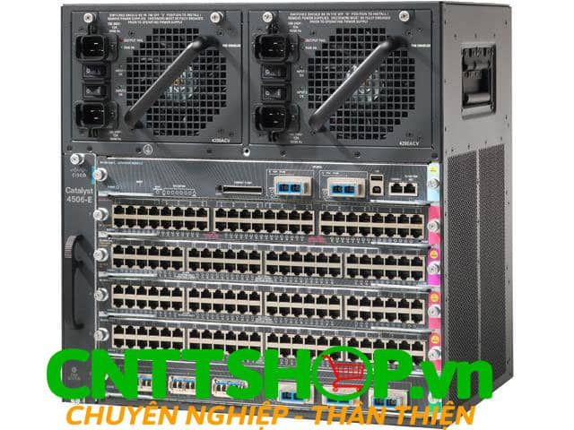 Switch Cisco WS-C4506-E