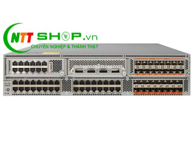 Switch cisco nexus N5K-C5596T-FA