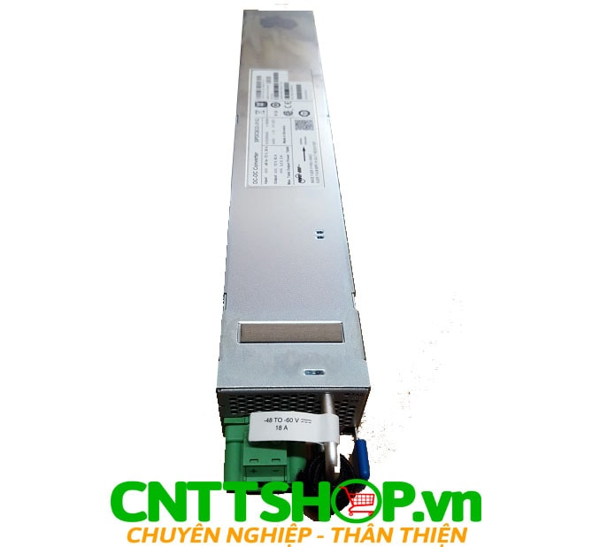 Cisco C4KX-PWR-750DC-F Catalyst 4500-X 750W DC Back-to-Front Cooling Power Supply