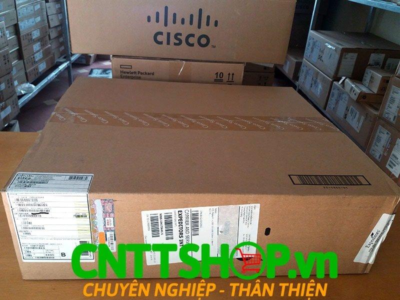 Switch Cisco WS-C2960X-24PS-L 24 GigE PoE 370W, 4 x 1G SFP, LAN Base | Image 2