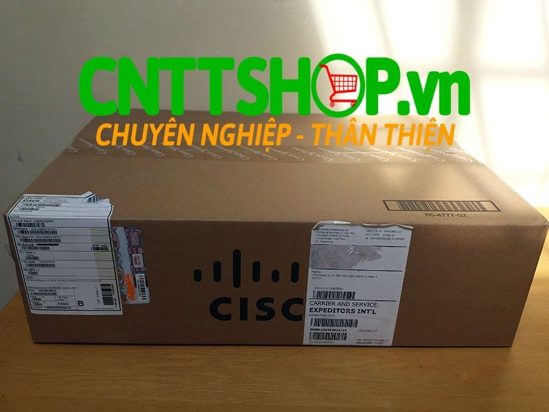 Switch Cisco WS-C2960X-24TS-L 24 GigE, 4 x 1G SFP, LAN Base | Image 2