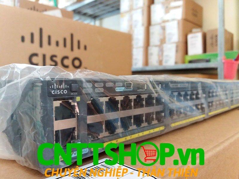 Switch Cisco WS-C2960X-48TS-L Catalyst 48 ports GigE 4 x 1G SFP   Image 5
