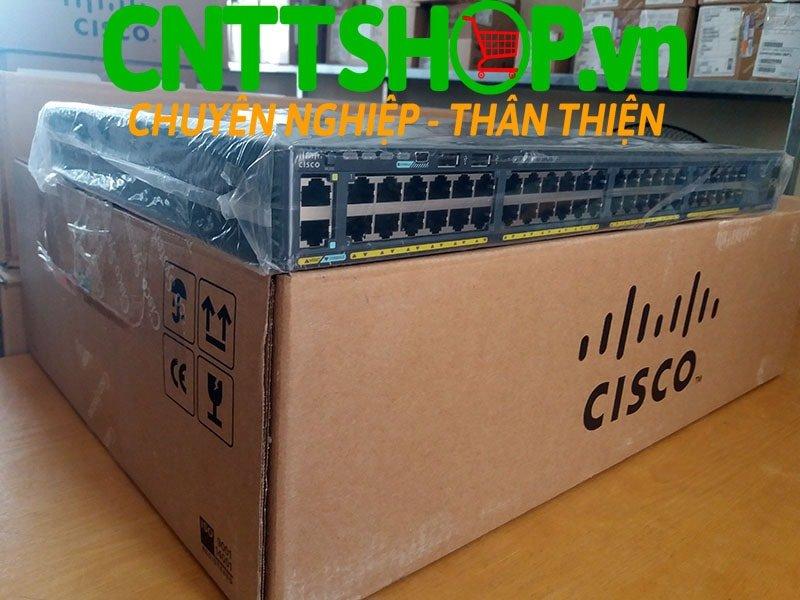 Switch cisco WS-C2960X-48TS-LL 48 GigE 2x 1G SFP LAN Lite | Image 5