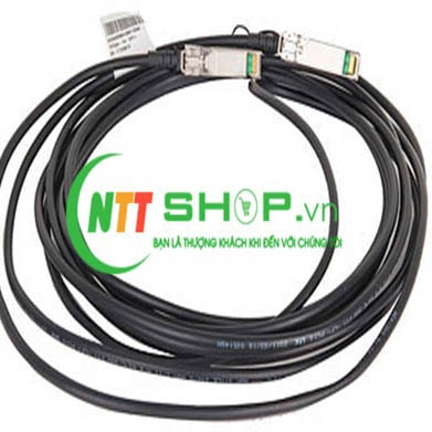 Cable DAC Brocade 10G-SFPP-TWX-0501 SFPP Direct attack active cable Twinax copper 5m 1-PACK Transceiver