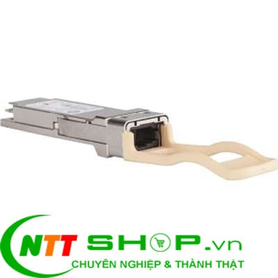 Module quang HPE JG709A X140 40GBASE-CRS4 QSFP+ MPO Multi mode 850nm 300m Transceiver