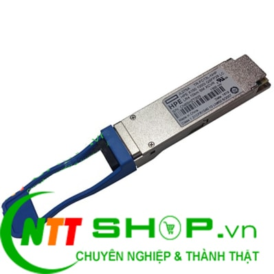 Module quang HPE JL275A X150 100GBASE-LR4 QSFP28 LC Duplex 1310nm 10km Single Mode Transceiver