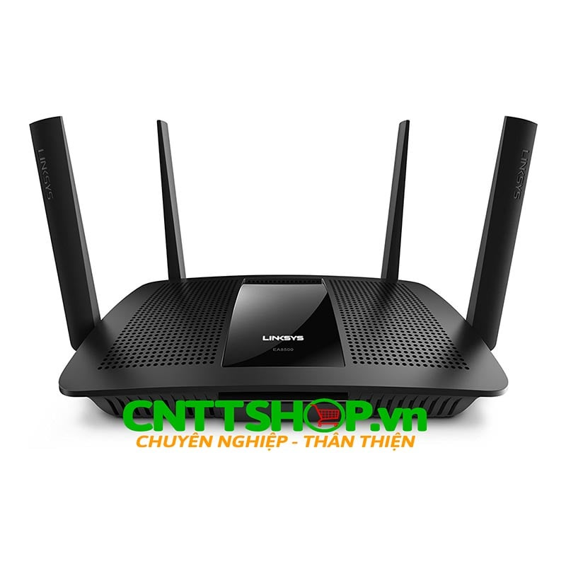 Linksys EA8500 Max-Stream AC2600 MU-MIMO Smart WiFi Router