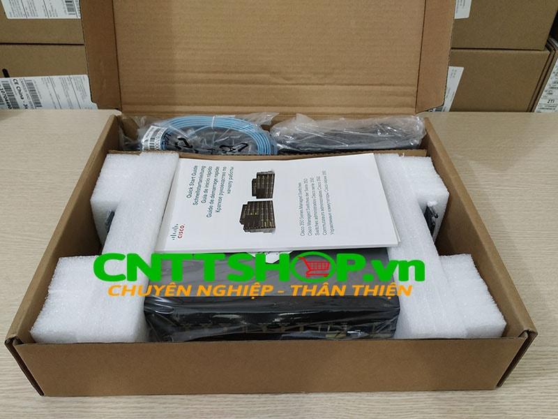 Switch Cisco SF352-08P-K9 8 FE Ports 62W 2GE Copper/SFP Combo | Image 6
