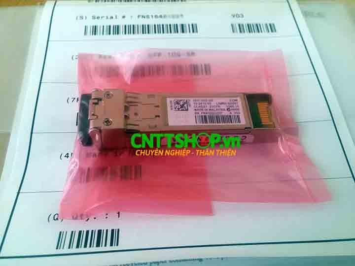 Cisco SFP-10G-SR SFP+ for MMF 850-nm LC Duplex 300m | Image 5