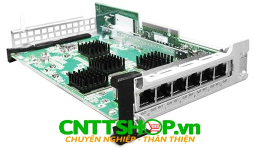 ASA-IC-6GE-CU-C= Cisco ASA 5545-X/5555-X Interface Card 6-port 10/100/1000, RJ-45 Spare