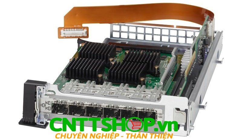 Cisco ASA-IC-6GE-SFP-C= ASA 5545-X/5555-X 6 Port GE SFP Interface Card Spare