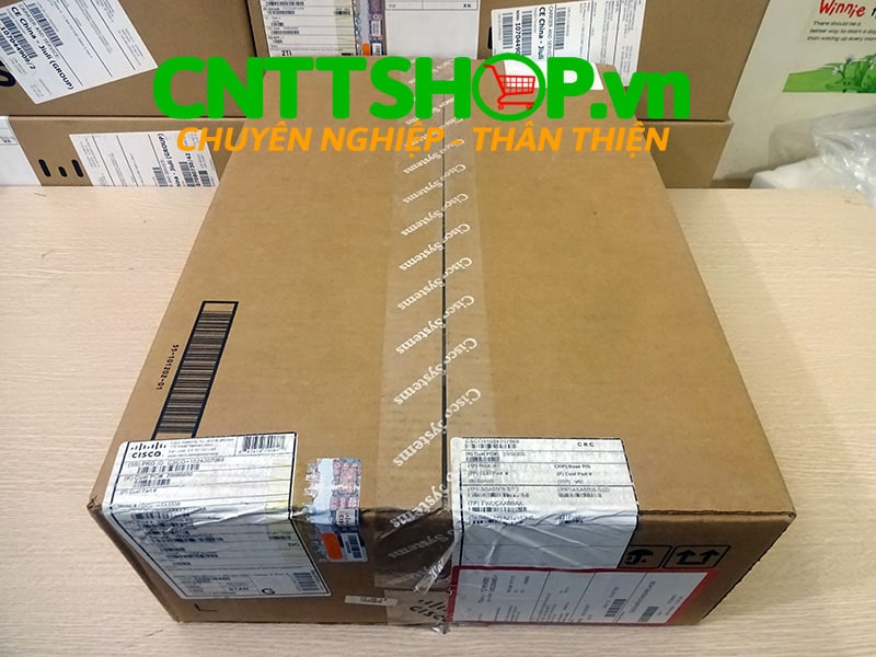 ASA5508-K9 Cisco ASA 5508-X with FirePOWER services, 8GE Data, 3DES/AES | Image 4