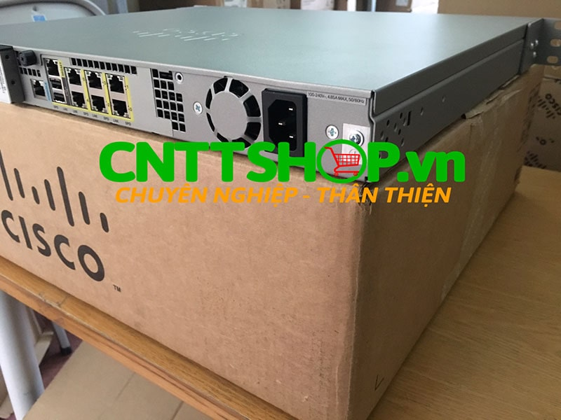 ASA5512-FPWR-K9 Cisco ASA 5512-X with FirePOWER Services, 6GE, 3DES/AES, SSD | Image 3