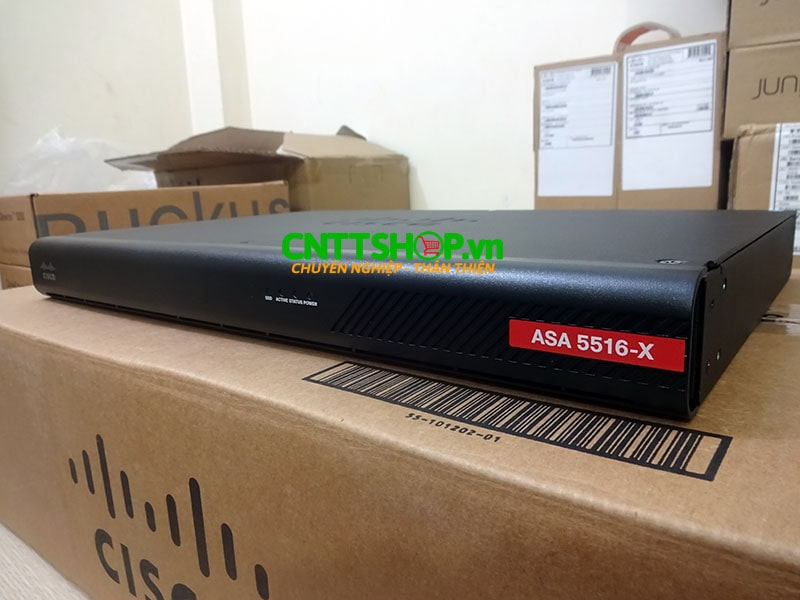 ASA5516-FPWR-K9 Cisco ASA 5516-X with FirePOWER services, 8GE Data, 3DES/AES | Image 2