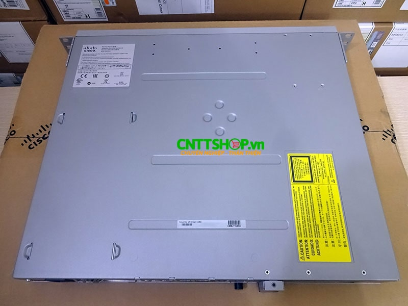 ASA5525-FPWR-K9 Cisco ASA 5525-X with FirePOWER, 8GE data, 3DES/AES, SSD | Image 8