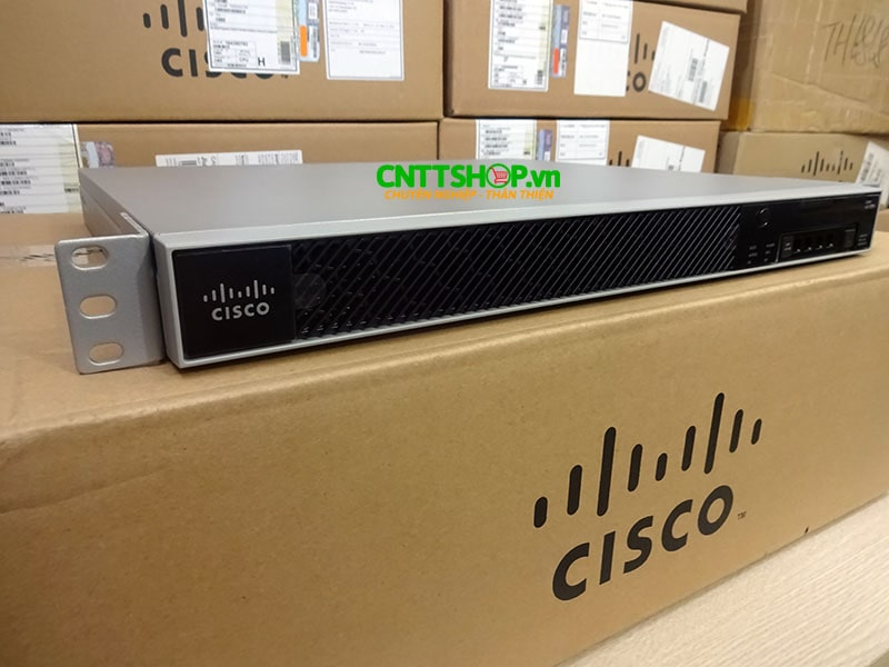 ASA5525-FPWR-K9 Cisco ASA 5525-X with FirePOWER, 8GE data, 3DES/AES, SSD | Image 2