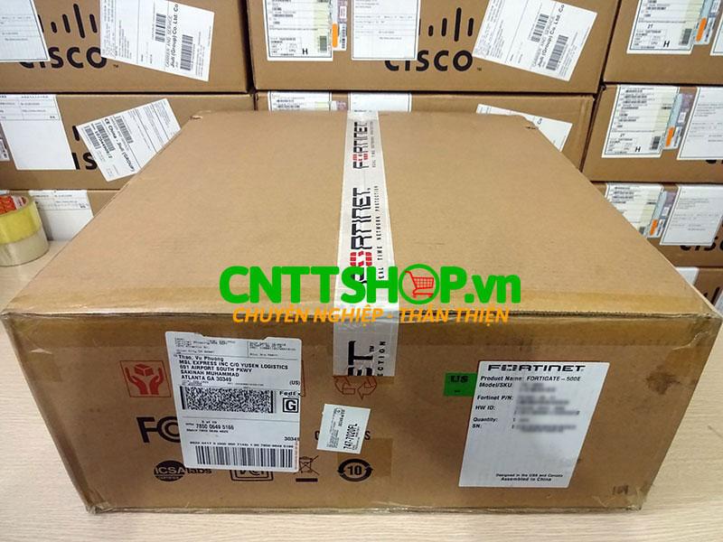 FG-500E-BDL FortiGate 500E with 1 year 8x5 UTM Bundle License | Image 3