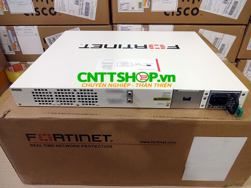 FG-501E-BDL Firewall FortiGate 501E with 1 year 8x5 UTM Bundle License | Image 3