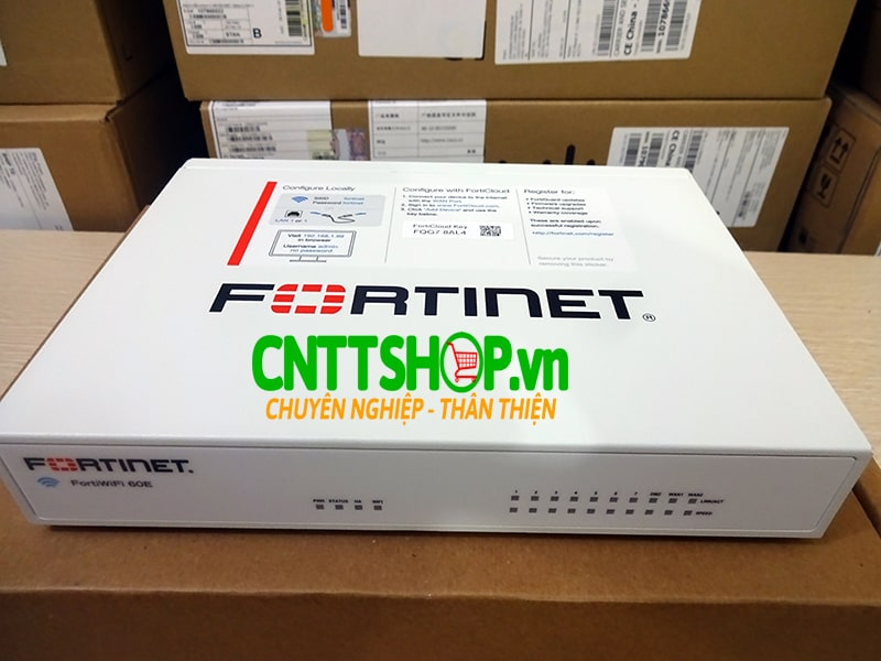 FG-60E Firewall Fortinet FortiGate 60E with 10 x 1GE RJ45 Ports   Image 5