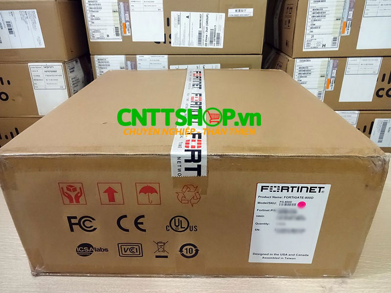 FG-800D Firewall Fortinet FortiGate 800D series | Image 8