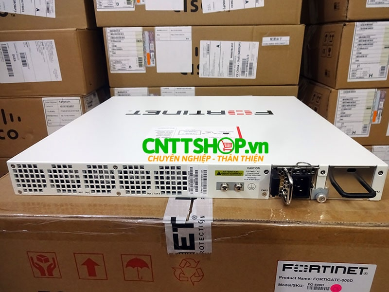 FG-800D Firewall Fortinet FortiGate 800D series | Image 1