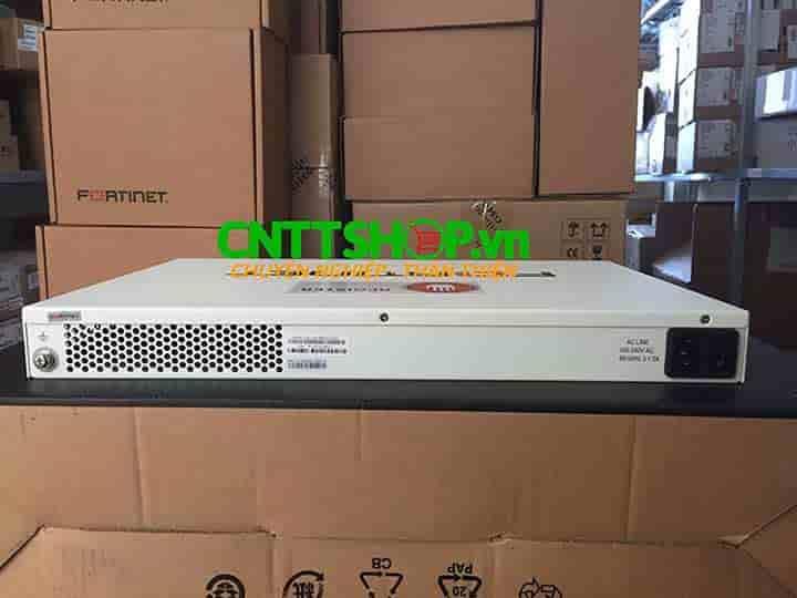 FG-3700D-DC-NEBS-BDL Firewall Fortinet FortiGate 3700D series | Image 4