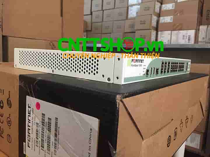FG-100D Firewall Fortinet FortiGate 100D with 20x GE RJ45 ports | Image 6