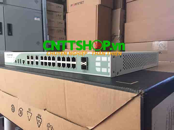 FG-100D Firewall Fortinet FortiGate 100D with 20x GE RJ45 ports | Image 2
