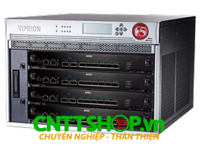 F5-VPR-LTM-C4480-AC F5 VIPRION 4480 Local Traffic Manager Chassis